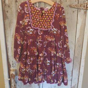 Matilda Jane Fall Dress Size 6